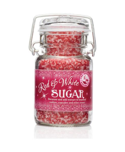 Red White Sugar Mix