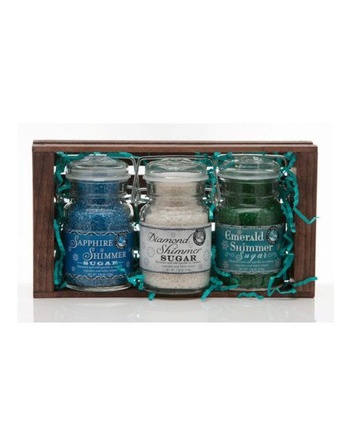 Rich Bold Shimmer Sugars Crate Set