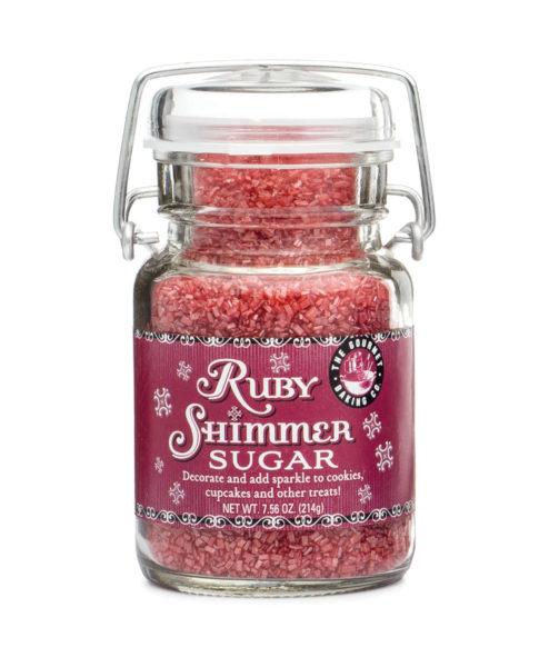 Ruby Shimmer Sugar