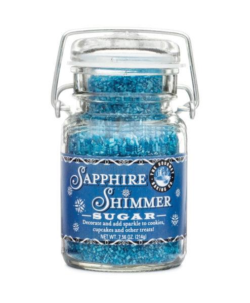 Sapphire Shimmer Sugar