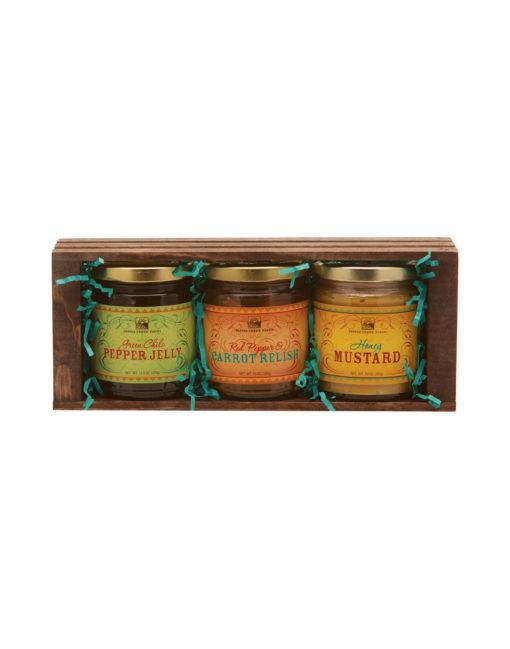 Savory Sweet Hot Crate Set