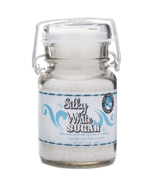 Silky White Sugar