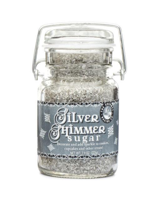 Silver Shimmer Sugar
