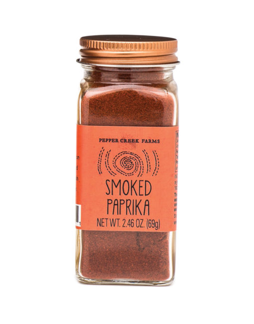 Smoked Paprika Copper Top Small