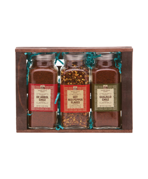 Smoky Hot Spice Crate Set