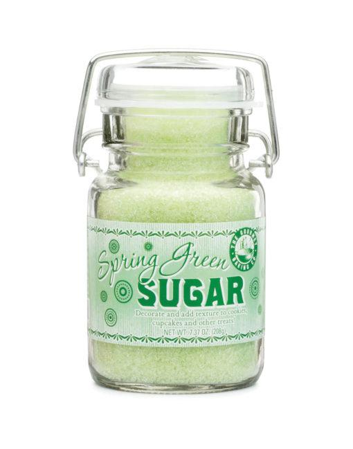 Spring Green Sugar
