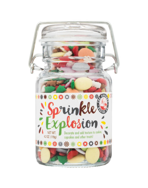 Sprinkle Explosion
