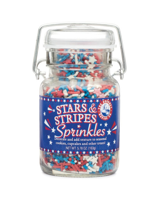 Stars Stripes Sprinkles