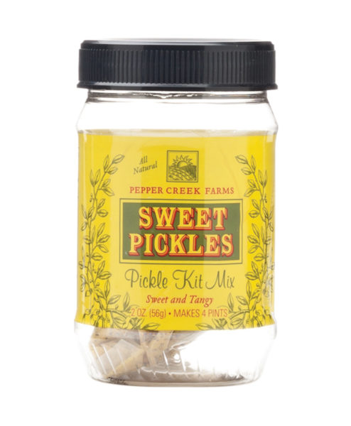 Sweet Pickle Mix