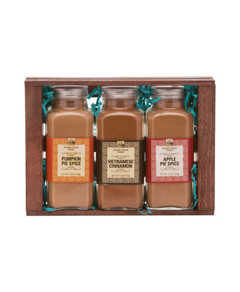 Sweet Savory Spice Crate Set