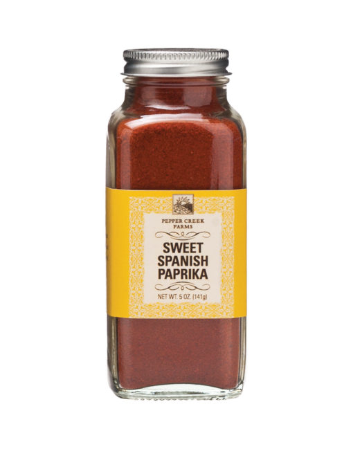 Sweet Spanish Paprika