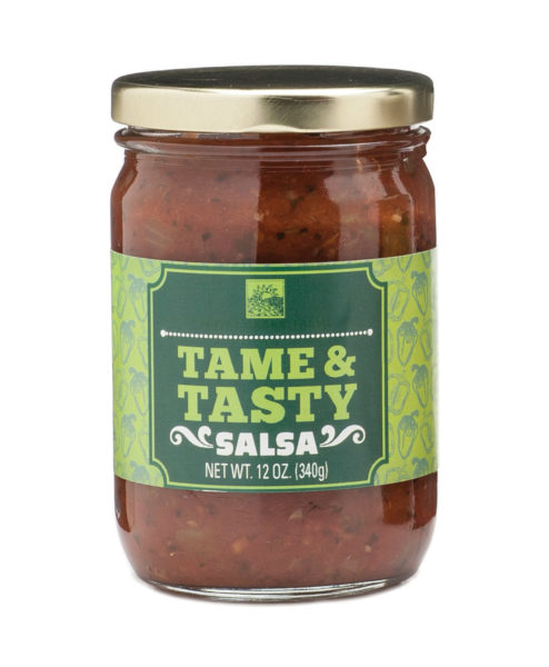 Tame Tasty Salsa