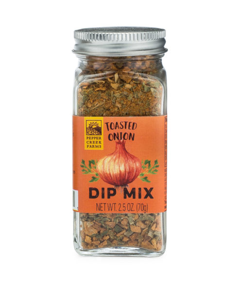 Toasted Onion Dip Mix Small
