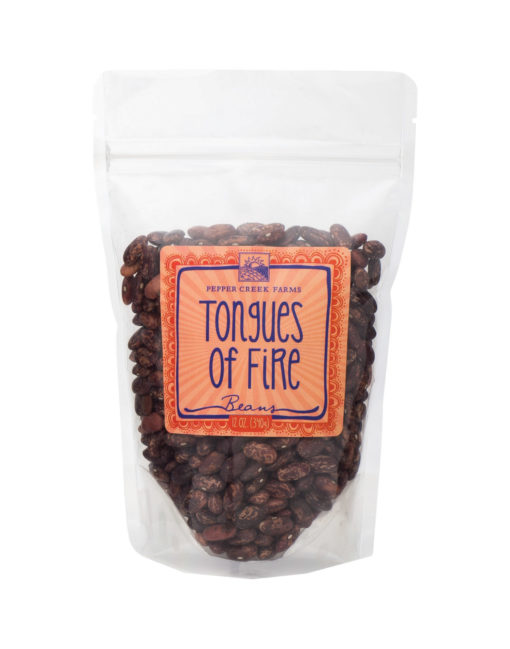 Tongues Of Fire Beans