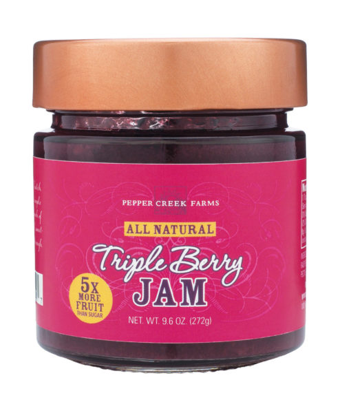 Triple Berry Jam
