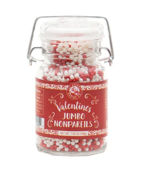 Valentines Jumbo Nonpareils