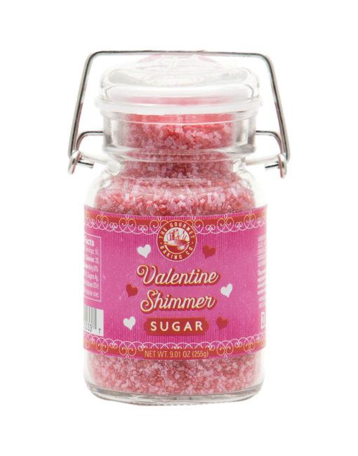 Valentines Shimmer Sugar