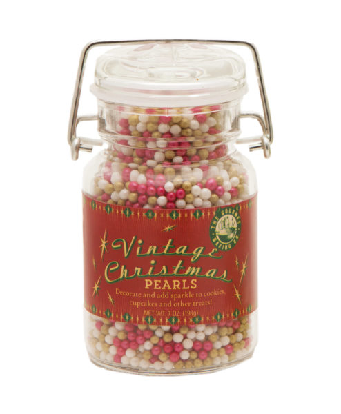Vintage Christmas Pearls