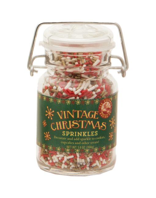 Vintage Christmas Sprinkles