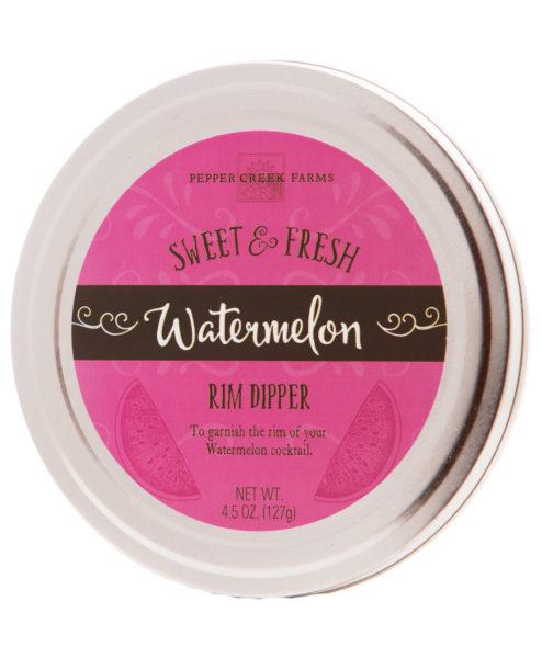Watermelon Rim Dipper