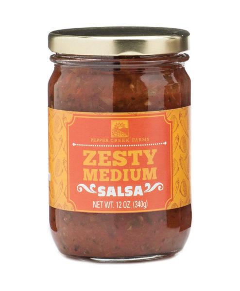 Zesty Medium Salsa