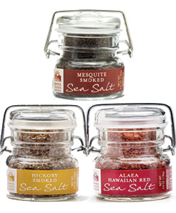 Small Wire-top Jar Sea Salts