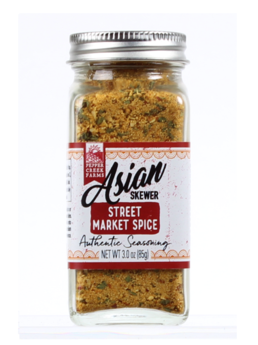 Asian Skewer Street Market Spice