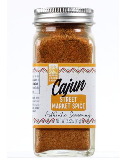 Cajun Street Market Spice