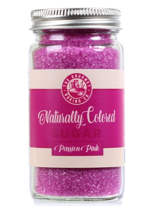 All Natural Pink Sugar Round