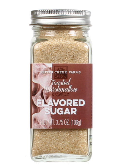 Toasted Marhsmallow Flavored Sugar