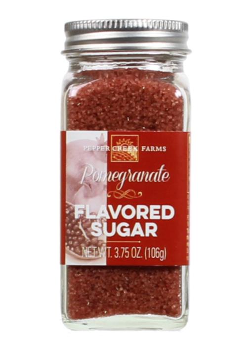 Pomegranate Flavored Sugar