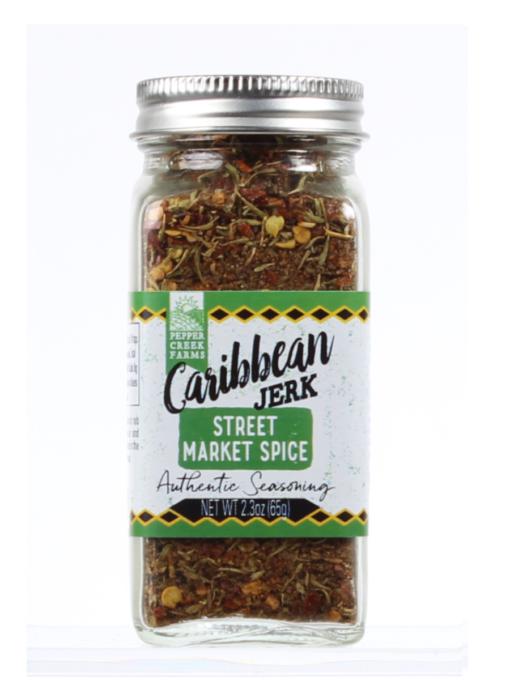 Caribbean Jerk Street Market Spice