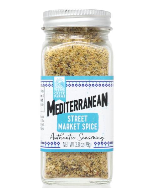 Mediterranean Street Market Spice