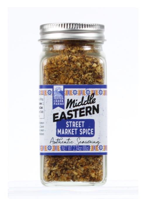 Middle Eastern Street Market Spice