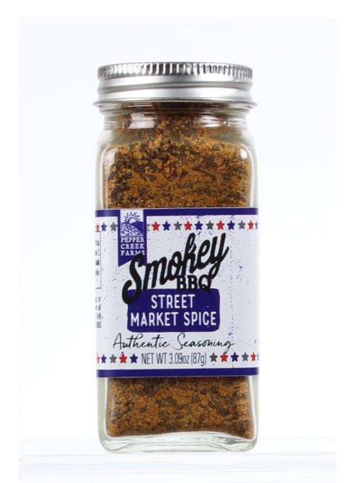 Smokey Bbq Street Market Spice