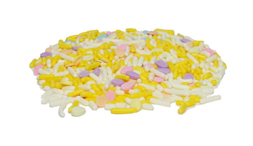 Pastel Eggs And Sprinkles Bulk