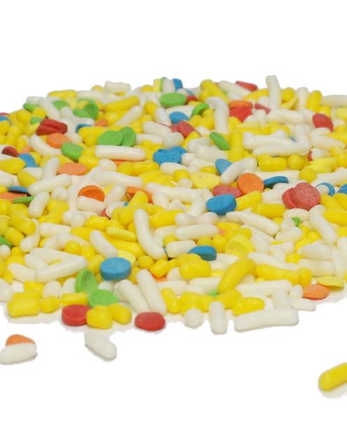 Pastel Confetti Sprinkles Bulk