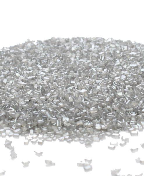 Silver Shimmer Sugar Bulk