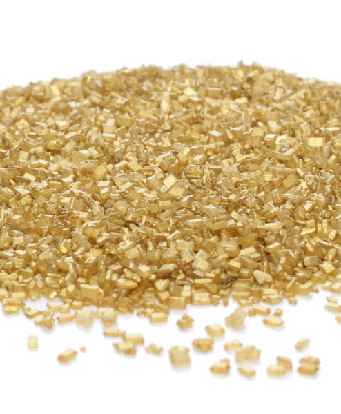 Gold Shimmer Sugar Bulk