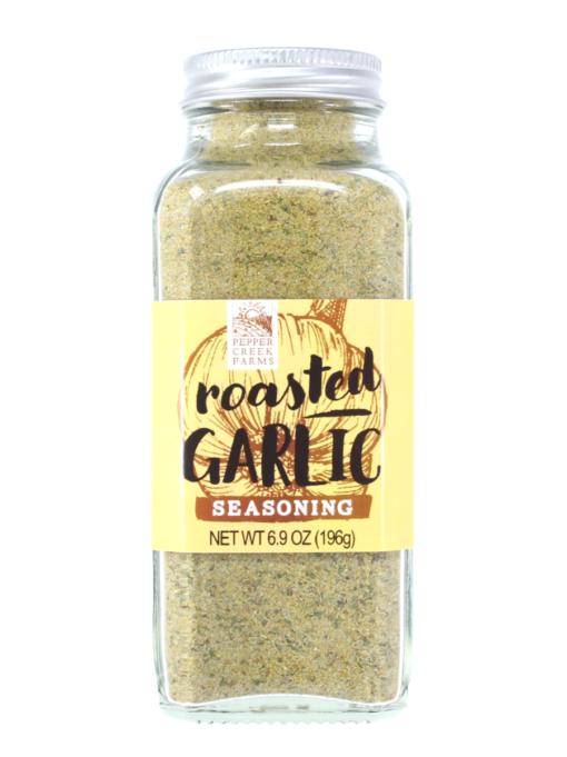 Roasted Garlic Seasoning Oz